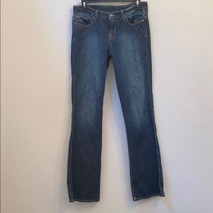 Lucky brand sweet and low blood cut jeans